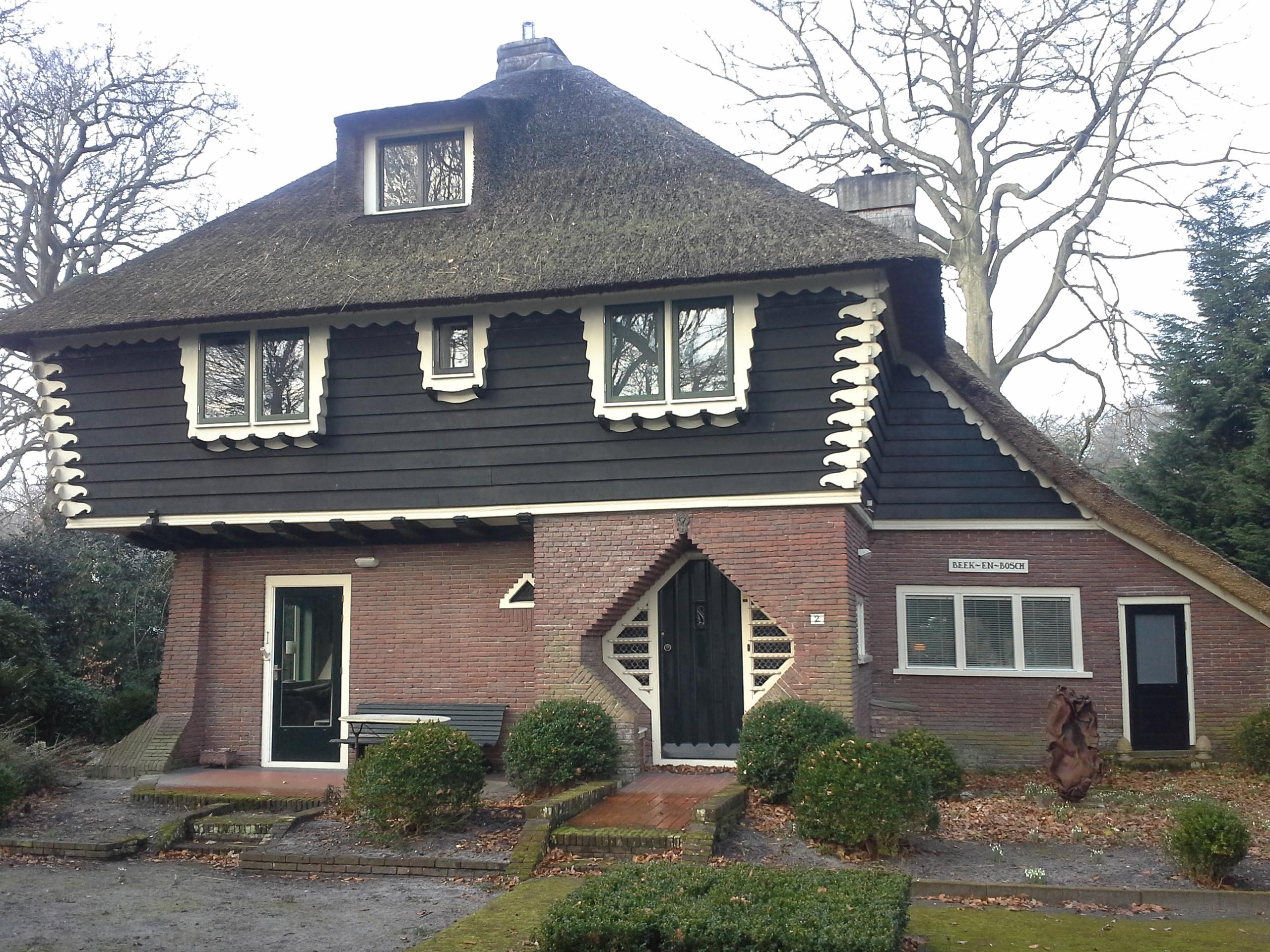 Huis Amsterdamse School Bergen